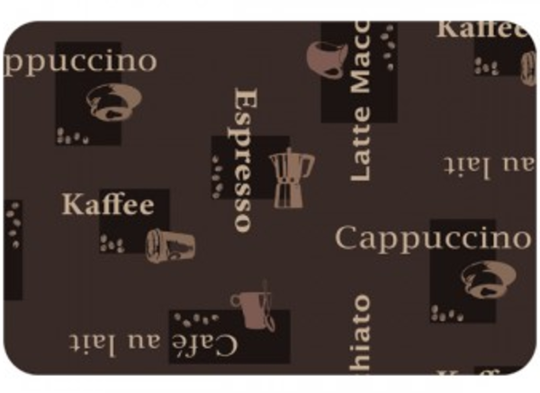 Table mat Cappuccino